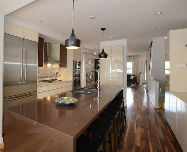 Contemporary Kitchen by Bedford Brooks