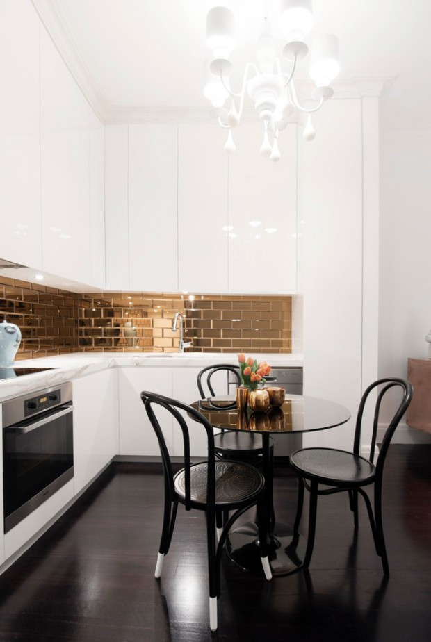 Contemporary Kitchen by Yvette Philips Interior Design, Australia
