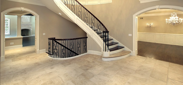 Porcelain & Ceramic Flooring