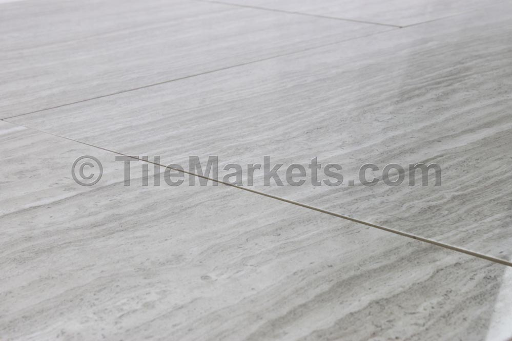 Porcelain Tile Wooden Light Grey