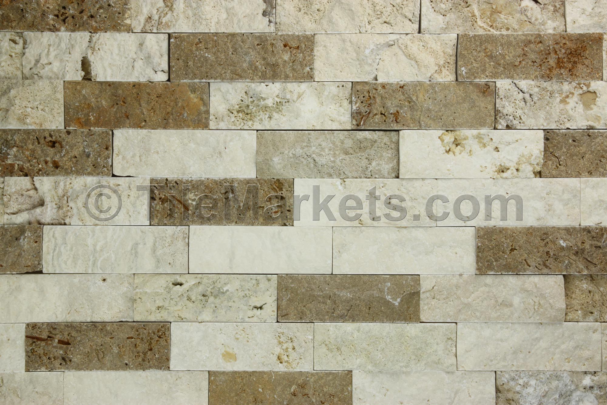 Split Face Travertine Coco