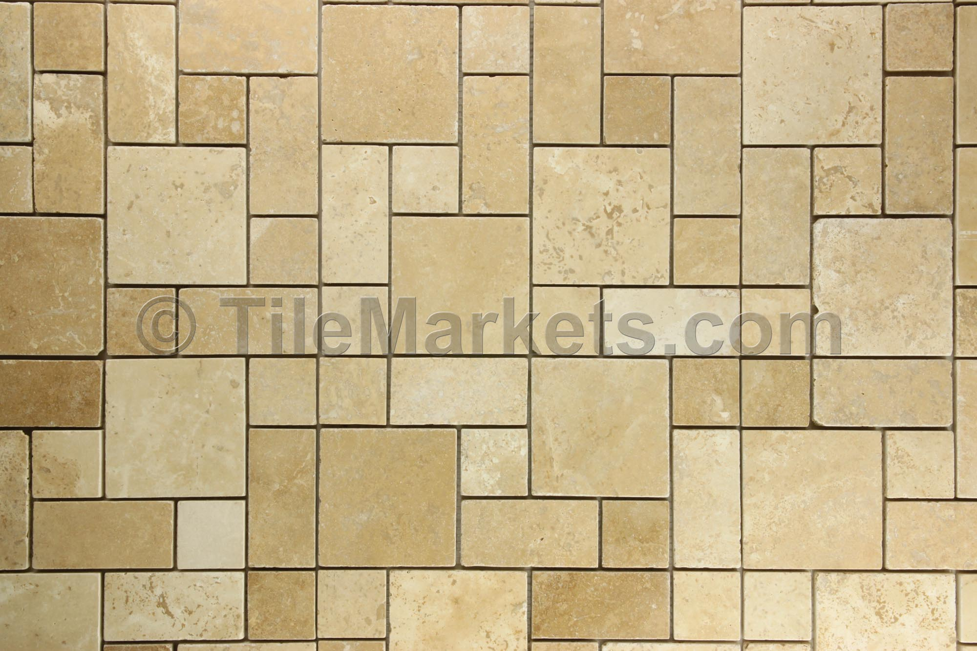 Tumbled Travertine Tilemarkets 174