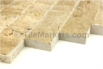 Travertine Splitface Noce